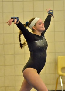 Warsaw's Shannon Winslow could be a darkhorse contender to advance as an individual.