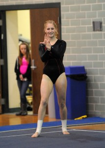 Plymouth's Cassi Quissell should factor in the top scores this Saturday.