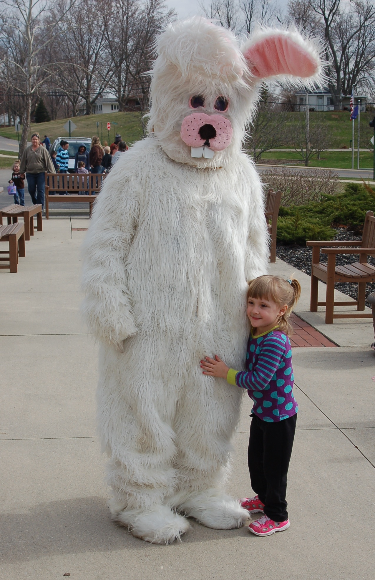 Syracuse Easter Egg Hunt 4 4-12-14
