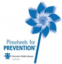 Pinwheel for prevention 2011 logo w Indiana