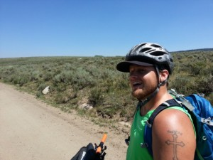 David Wildman is the director of 2nd Mile Adventures and is married to Sarah Wildman. The couple reside in Winona Lake. Wildman has been riding sections of the Tour Divide route for 4 years and has covered most of Colorado and Southern Wyoming. (Photo provided)