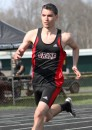 Grace College's Lance Taylor will represent the Lancers at the NAIA Nationals.