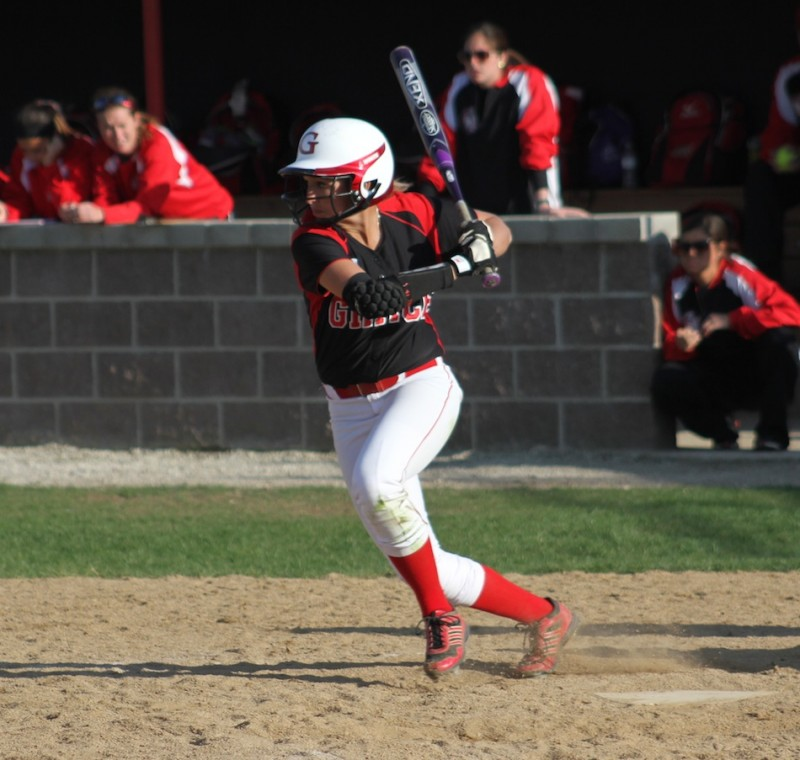Junior Brooke Shell is the spark plug for the Lancers.