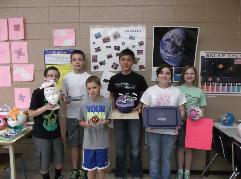 Winners are (from left) Tony King, Bobby Smith, Chase Butler, James Snyder, Lyda Scarberry, Jenna Swihart, and Tammy Arndt  (not pictured).   (Photo provided)