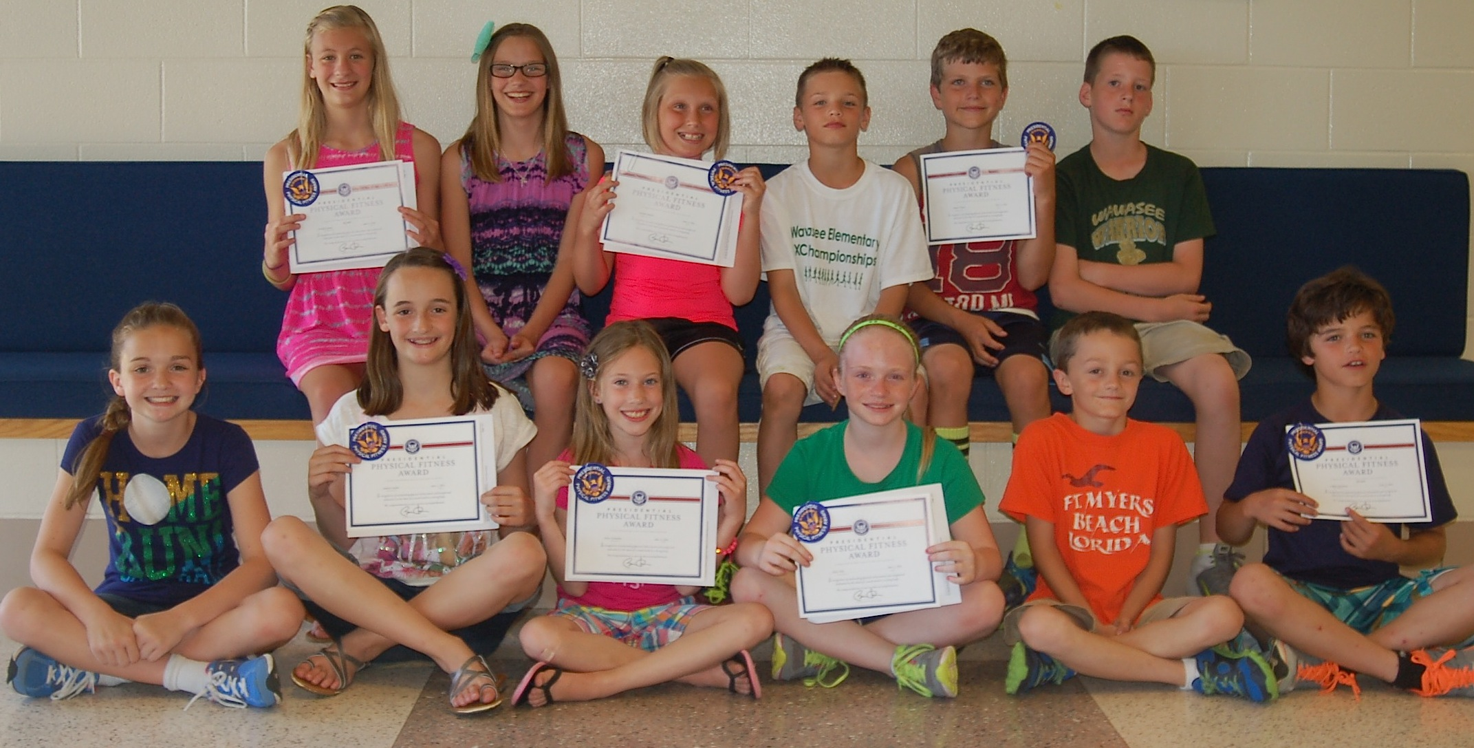 North Webster Elementary Awards – InkFreeNews.com