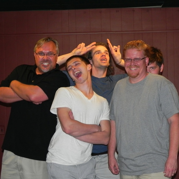 main on main improv troupe july show