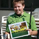 Dillon Drake was the grand champion of the Warsaw Parks and Recreation Summer Junior Golf Tour.