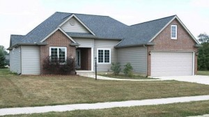 This home at 330 Ringneck Trail in Warsaw has been the center of a legal battle since 2006. (Photo from Beacon)