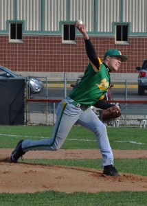 Tippecanoe Valley graduate Tanner Andrews will continue his baseball career at Purdue University in 2014-15. (File photo by Nick Goralczyk)