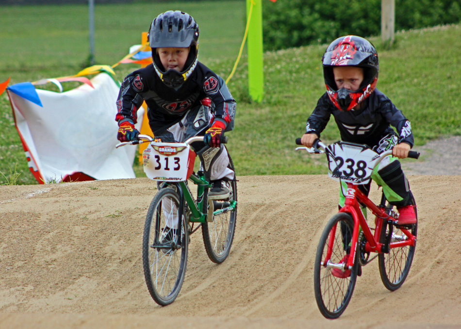 Hire Park will be rocking and rolling in August and September, giving riders a few more chances to hit the track before the fall. (Photo provided by Jamie Stalter or Lasting Memories by Jamie)