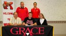 Former Kokomo High School standout Erik Bowen will play basketball at Grace College (Photo provided)