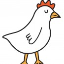 milford valley chicken mascot
