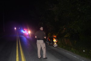 moped accident armstrong rd leesburg 8-15-14