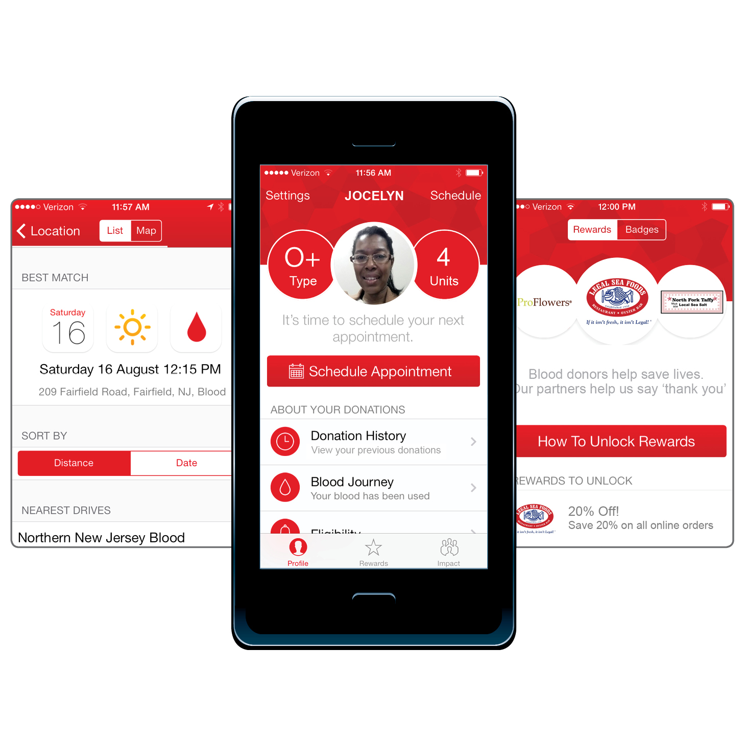 Red Cross Launches Blood Donor App | InkFreeNews.com