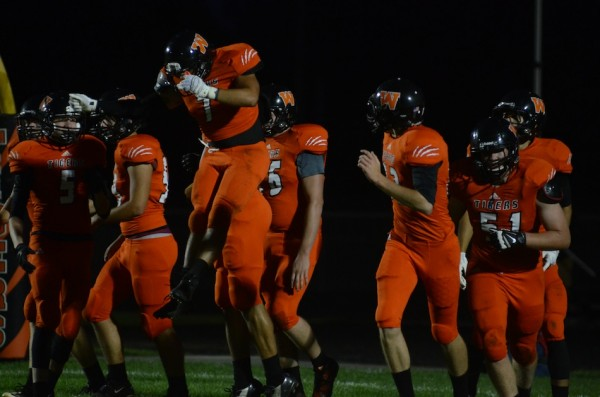 There was plenty for Warsaw to celebrate Friday night.