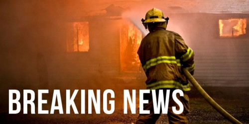 Fire Breaking News