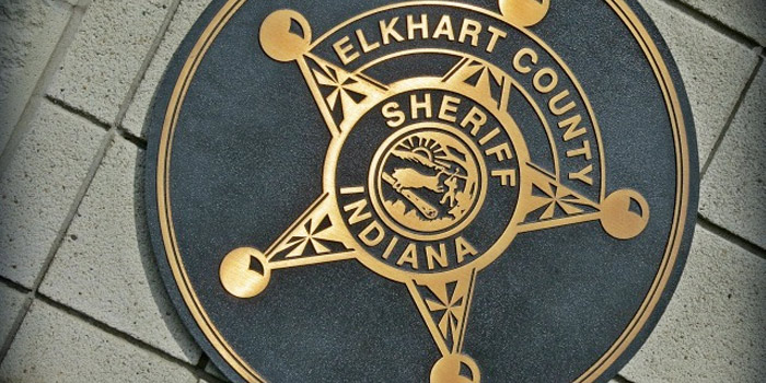 Elkhart County Sherriff's Department Icon 2014
