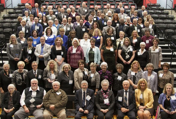 Shown are some of the 125 finalist in the MutualBank BetterLife Awards. (Photo by Traditions Photography, South Bend)