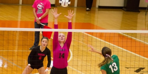 Warsaw senior Katie Voelz will lead her team into sectional play next week at Concord (File photo by Ansel Hygema)