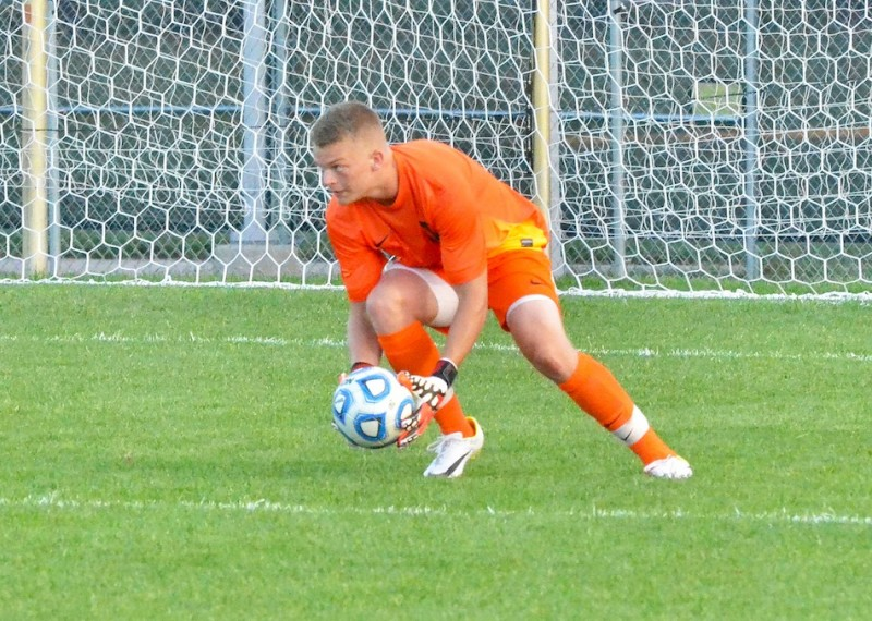 Warsaw keeper Peyton Long will be a key part in Warsaw's quest for its seventh straight sectional title. (File photo by Nick Goralczyk)
