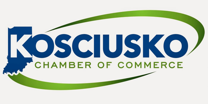 kosciusko county chamber of commerce logo 2014 icon