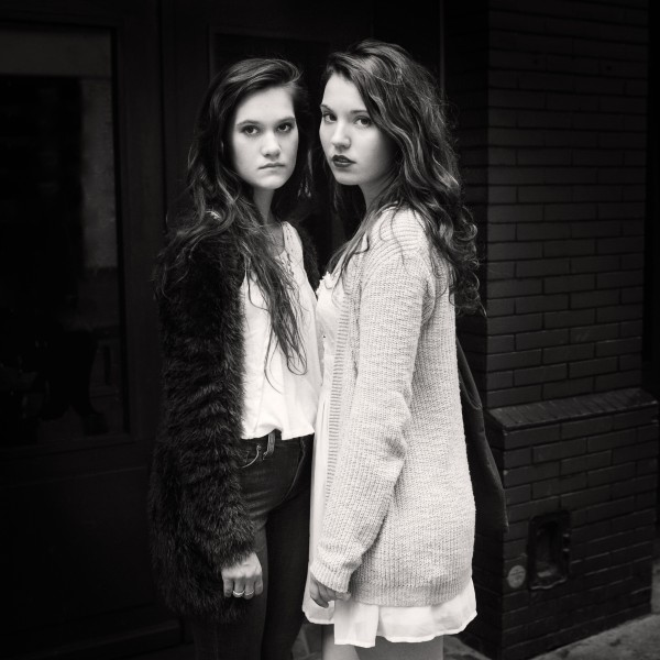 Lily and Madeleine (Photo by: Julien Bourgeois)
