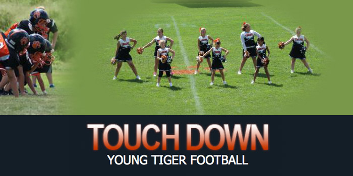 young tiger football icon 2014