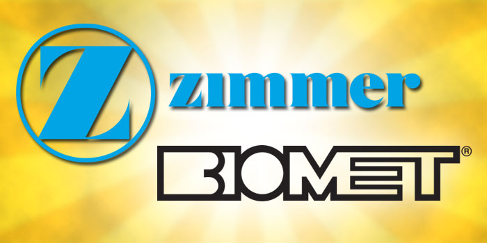 zimmer and biomet