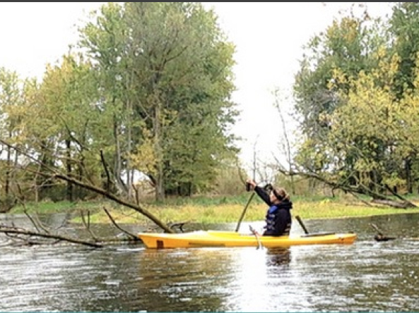 Tippe River Clean up