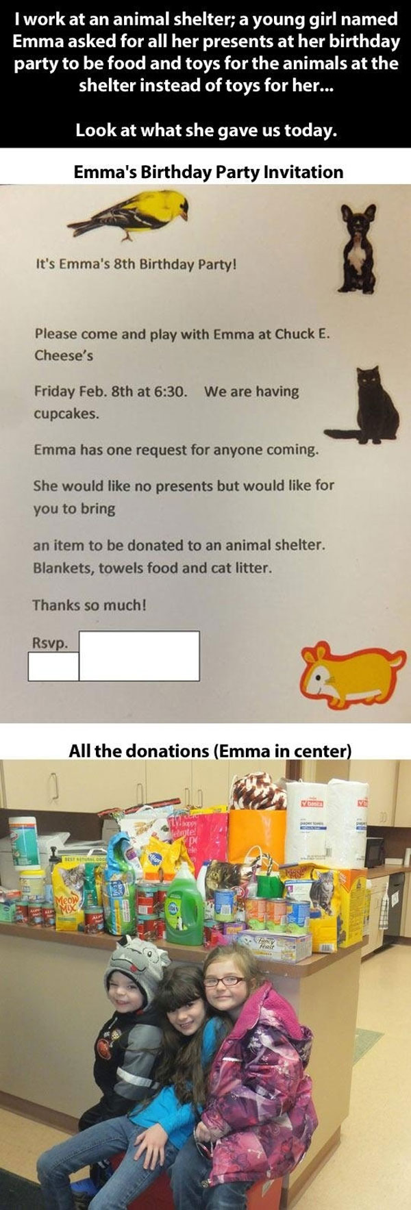 donate animal shelter