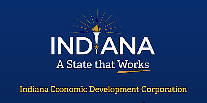 icon 2014 indiana economic development corp logo feature IEDC