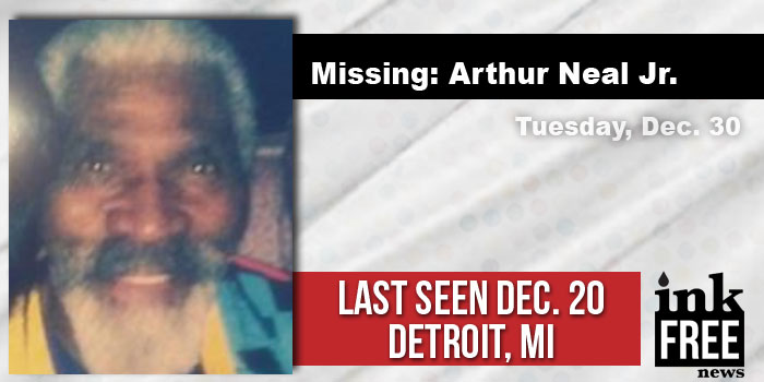 Arthur-Neal-Jr Missing