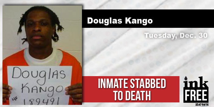 Douglas-Kango, inmate stabbed to death