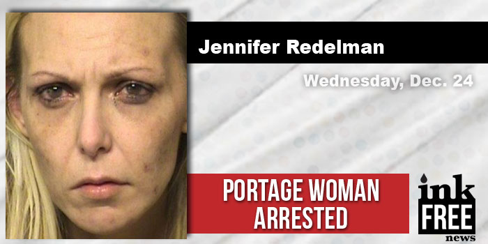 Jennifer Redelman Arrested