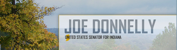 Joe Donnelly logo
