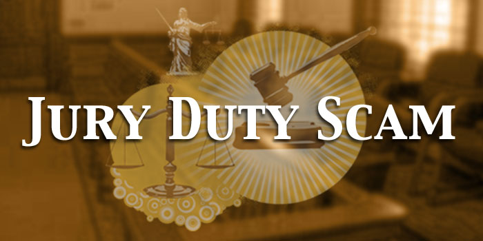 Jury Duty Scam Indiana