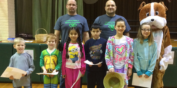 Mentone Students honored