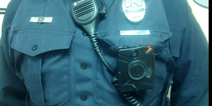 body cam at spd