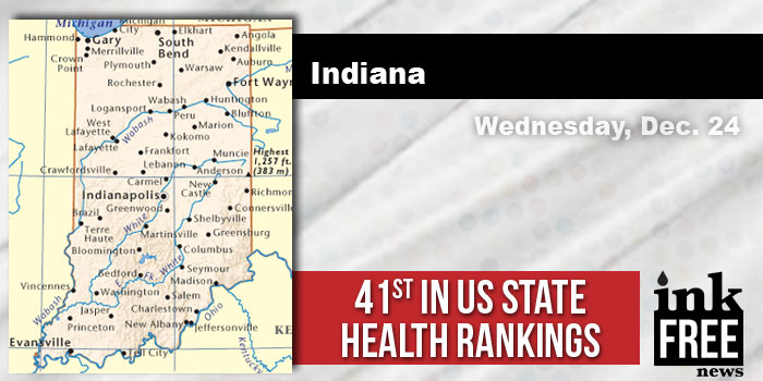 indiana-41st-in-state-health-rank