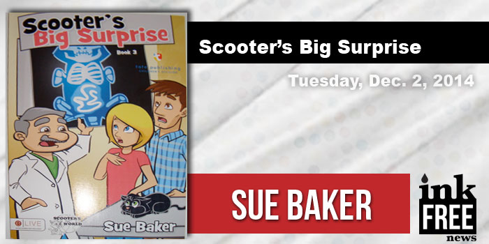 Scooter's Big Surprise by Sue Baker