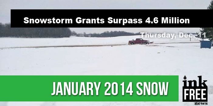 Snowstrom Grants January 2014 storm