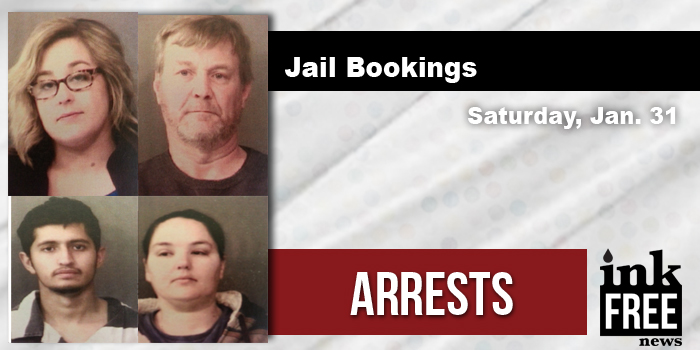 Jail Bookings