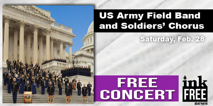 US-Army-Field-Band-Soldiers-Chorus-free-concert-honeywell-center-wabash