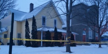 scene of syracuse shooting feb 18