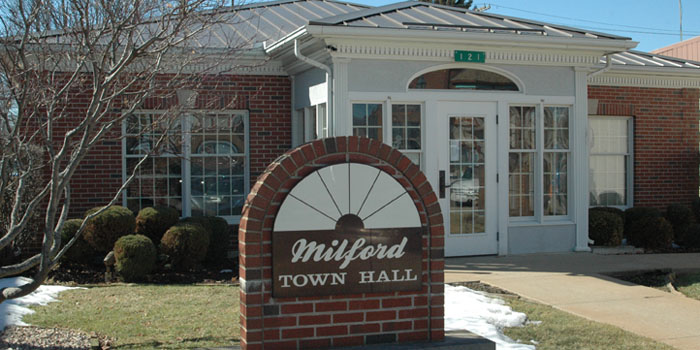 Milford Town Hall 2015 icon