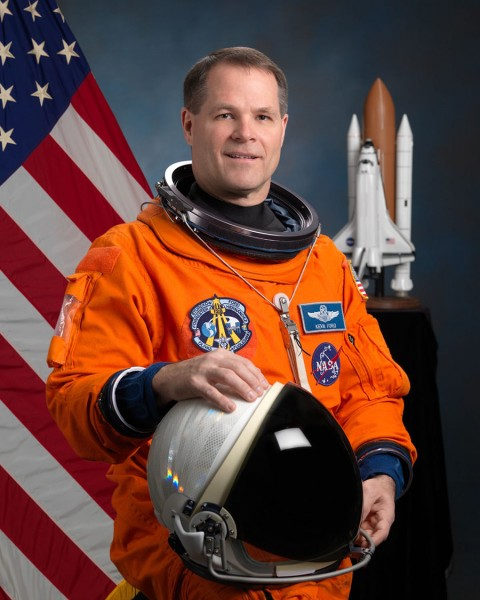 NASA Astronaut Kevin A. Ford