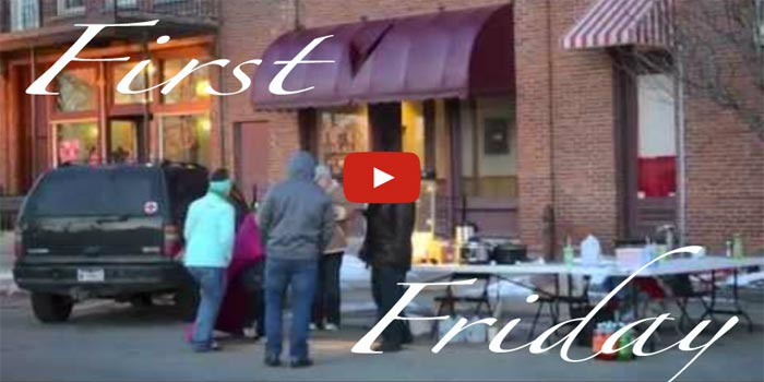 first-friday-march-2015-video-feature