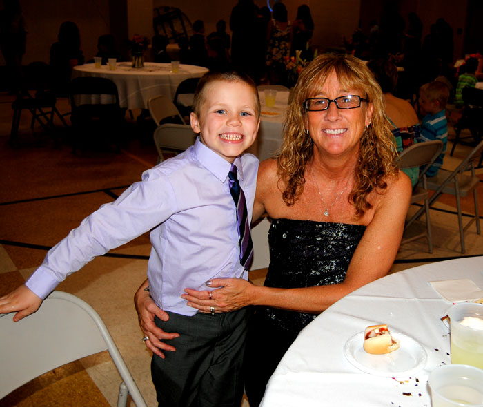 Mother Son Dance: 'Awesome' Turnout For First Syracuse Mother Son Dance