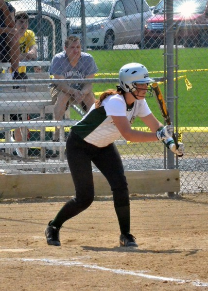 Paige Hltuke led Wawasee with two RBIs.