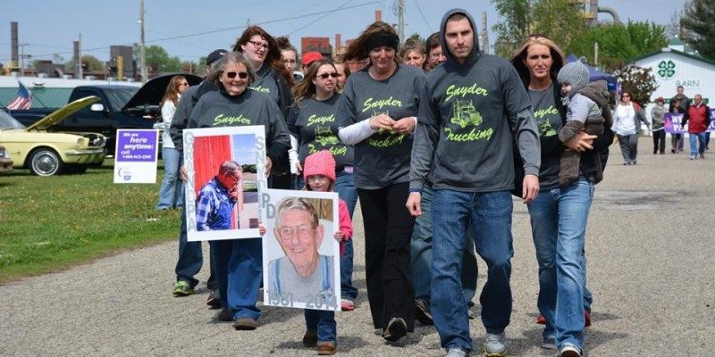 Relay for Life will be held on May 16 and 17 at the Kosciusko County Fairgrounds. (Photo provided)